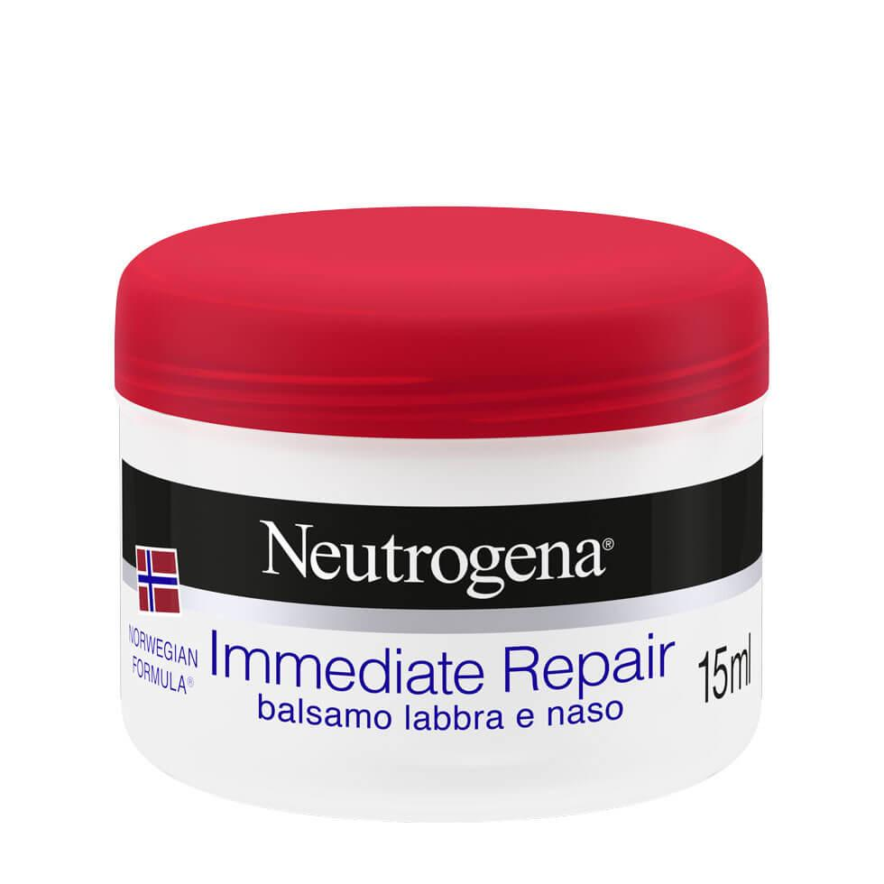 Neutrogena® Balsamo Labbra e NasoRiparazione Immediata