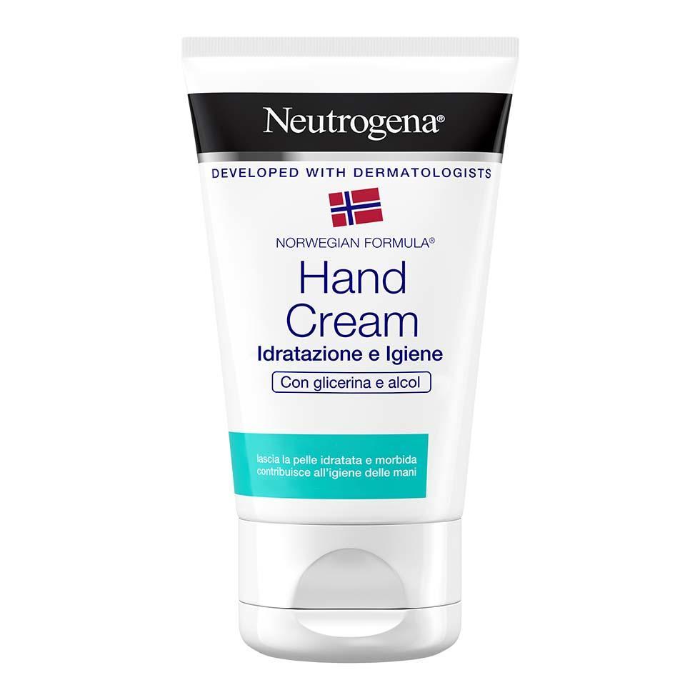 Neutrogena® Crema Mani Idratazione e Igiene