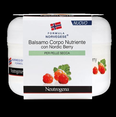 Neutrogena® Balsamo Corpo Nutriente con Nordic Berry