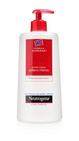 Neutrogena® Fluida Corpo Sollievo Intenso Pelle Molto Secca e irritata