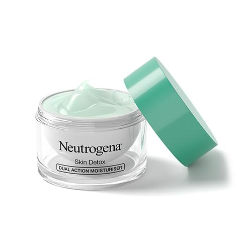 Neutrogena® Skin Detox Idratante a Doppia Azione