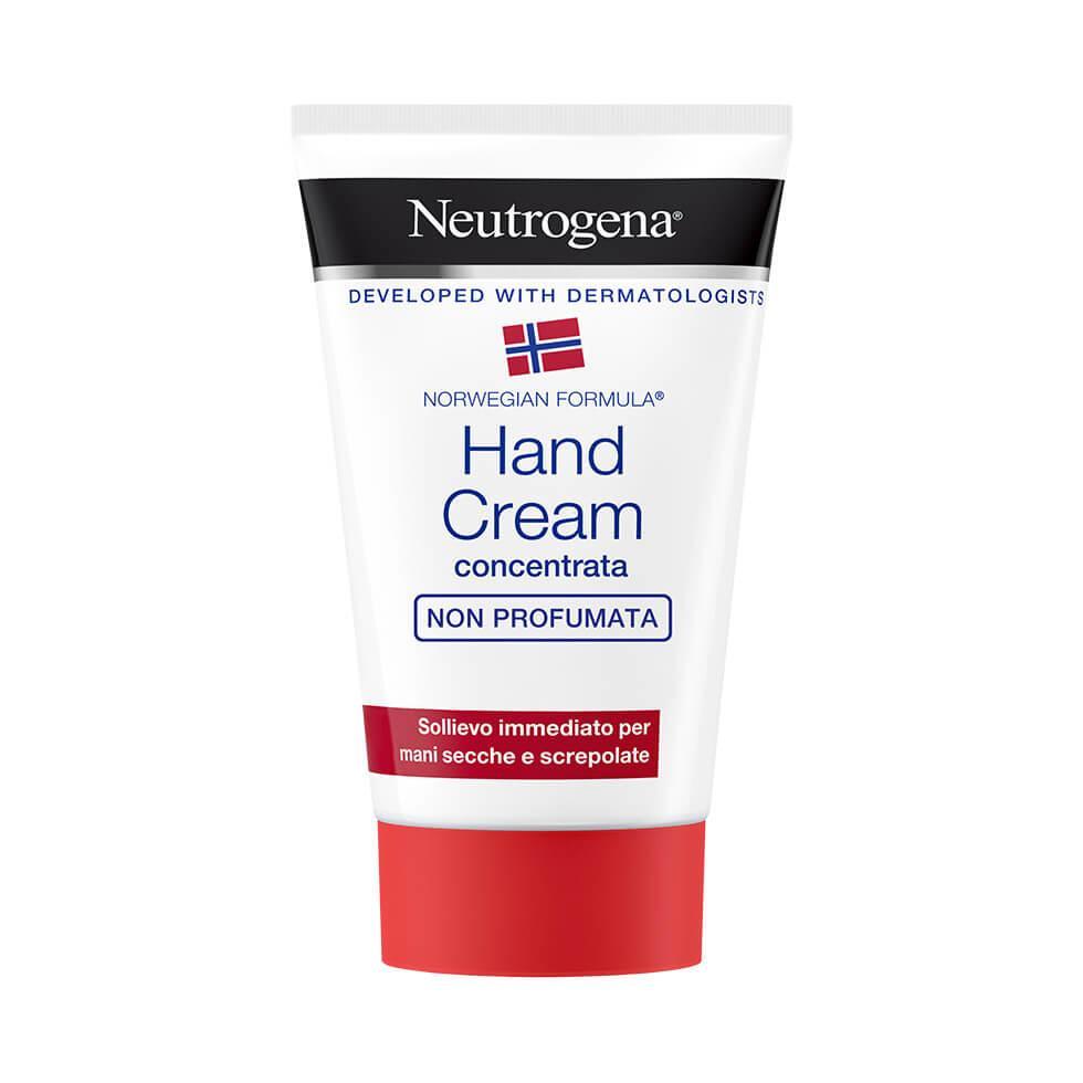 Neutrogena Crema Mani Concentrata Non Profumata