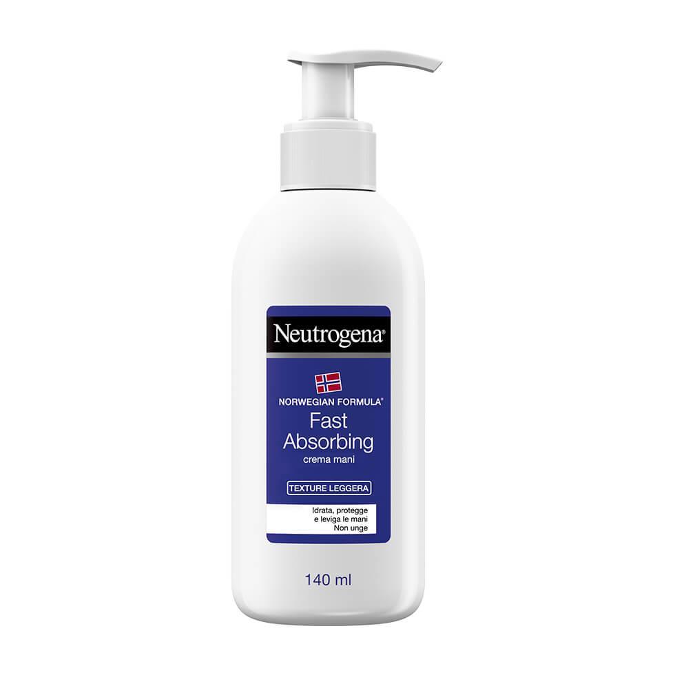 Neutrogena® Formula Norvegese Crema Mani Assorbimento Rapido