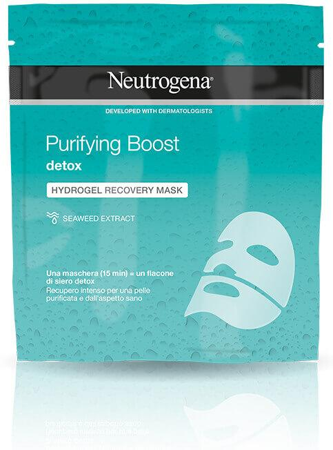 Purifying Boost Hydrogel Recovery Mask Purificante