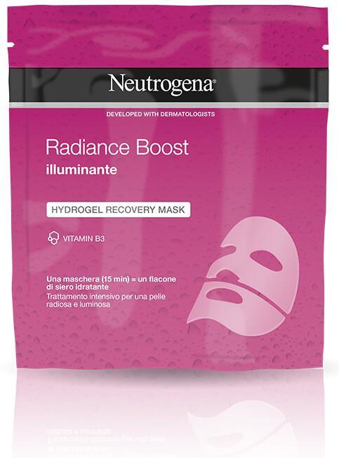 Radiance Boost Hydrogel Recovery Mask Illuminante