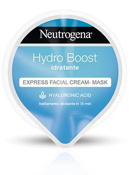 Hydro Boost® Express Facial Cream-Mask Idratante