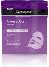 Ageless Boost Hydrogel Recovery Mask Anti-età