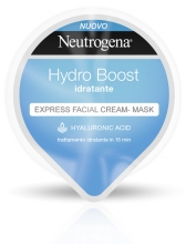 Hydro Boost® Express Facial Cream-Mask Idratante