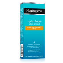 Neutrogena® Hydro Boost® Urban Protect Fluida Viso SPF 25