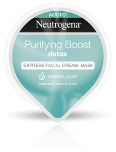 Purifying Boost Express Facial Clay-Mask Purificante