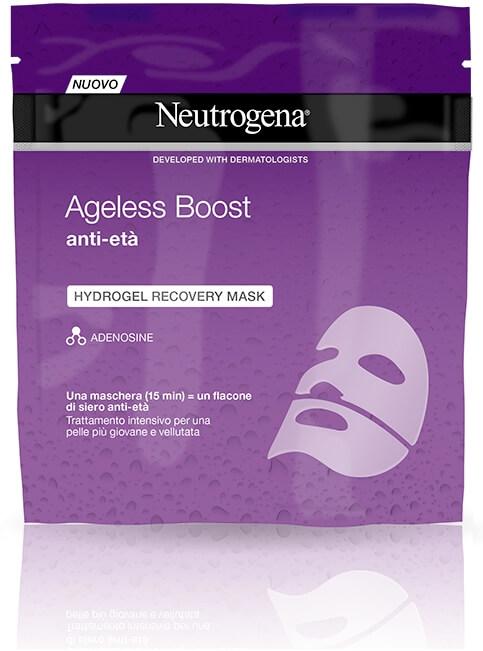 Ageless Boost Hydrogel Recovery Mask Anti-età
