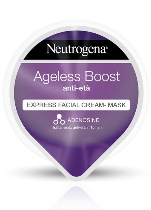 Ageless Boost Express Facial Cream-Mask Anti-età