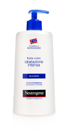 Neutrogena® Fluida Corpo Idratazione Intensa Pelle Secca