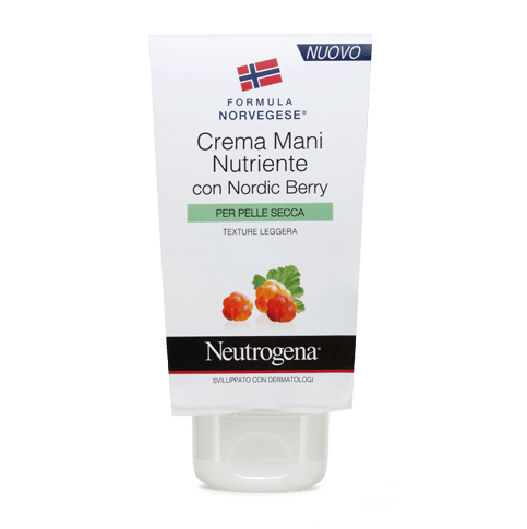 Neutrogena® Crema Mani Nutriente con Nordic Berry