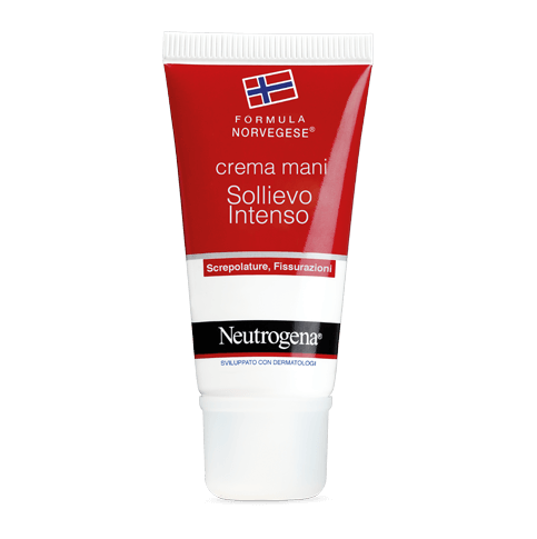 Neutrogena® Crema Mani Screpolate Sollievo Intenso