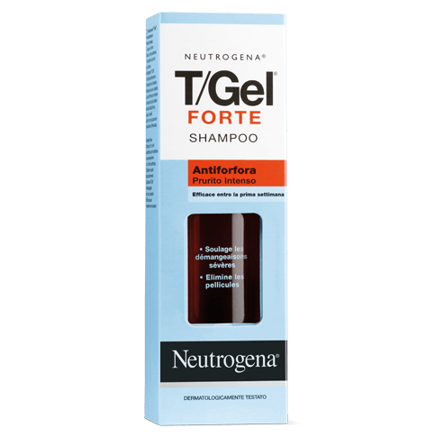 Neutrogena® T/GEL Shampoo Forte