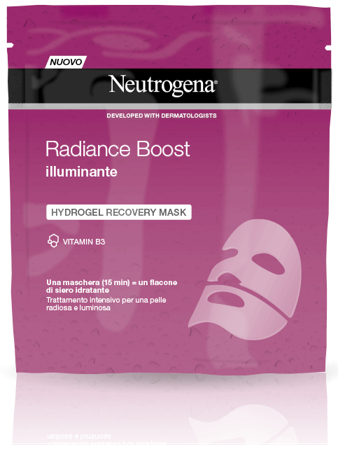 Radiance Boost Hydrogel Recovery Mask Illuminante