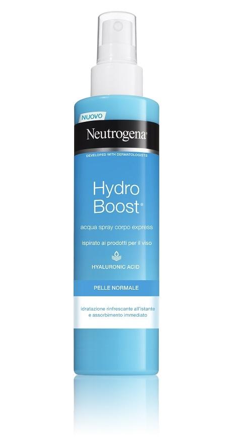 Neutrogena® HydroBoost® Acqua Spray Corpo Express