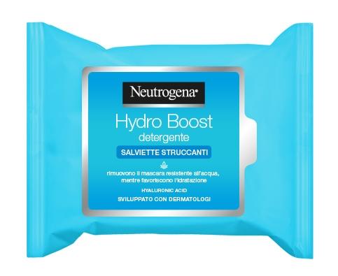 Neutrogena® Hydro  Boost® Salviette Struccanti