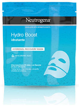 Hydro Boost® Hydrogel Recovery Mask Idratante